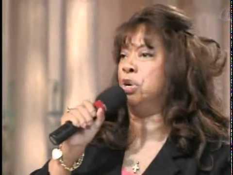 Helen Baylor sings AWESOME GOD