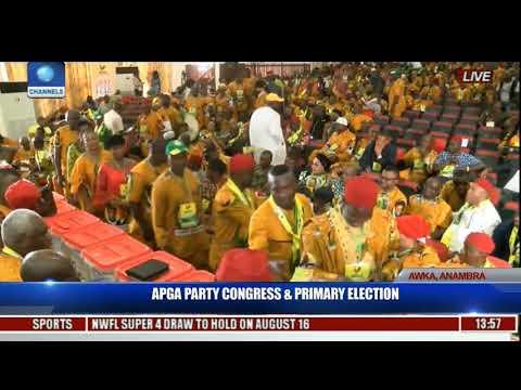 APGA Party Congress & Primary Election Pt.10 l Live Coverage l
