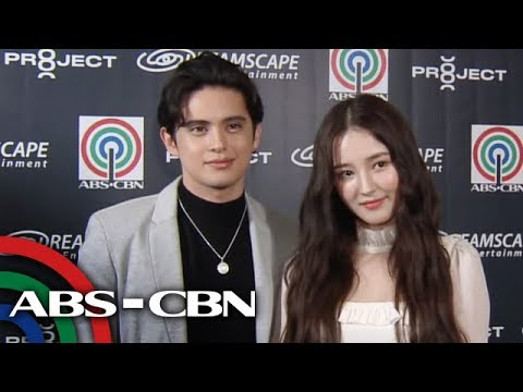 James Reid at Nancy ng Momoland bibida sa isang teleserye | TV Patrol