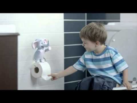 Selpak Tuvalet Kagidi Reklami