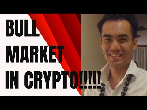WHY WE ARE IN A BULL MARKET | STOCKS AND CRYPTO