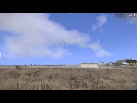 Arma 3 Beta - Parachute.sqf without the spontaneous combustion