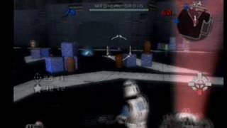 star wars battlefront II para ps2 battle in death star
