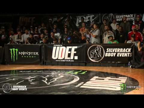 Silverback Open '14 | Final Rounds | UDEF x Monster Energy