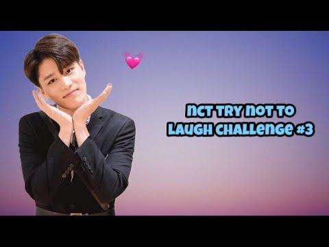 NCT TRY NOT TO LAUGH CHALLENGE #3