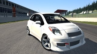 Assetto Corsa - Toyota Yaris Turbo + DOWNLOAD