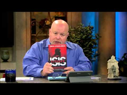 Jewish Voice Live with Jonathan Bernis Webcast featuring Erick Stakelbeck - September 2015
