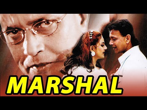 Marshal (2002) Full Hindi Movie | Mithun Chakraborty, Ravi Kishan, Shakti Kapoor, Charulatha
