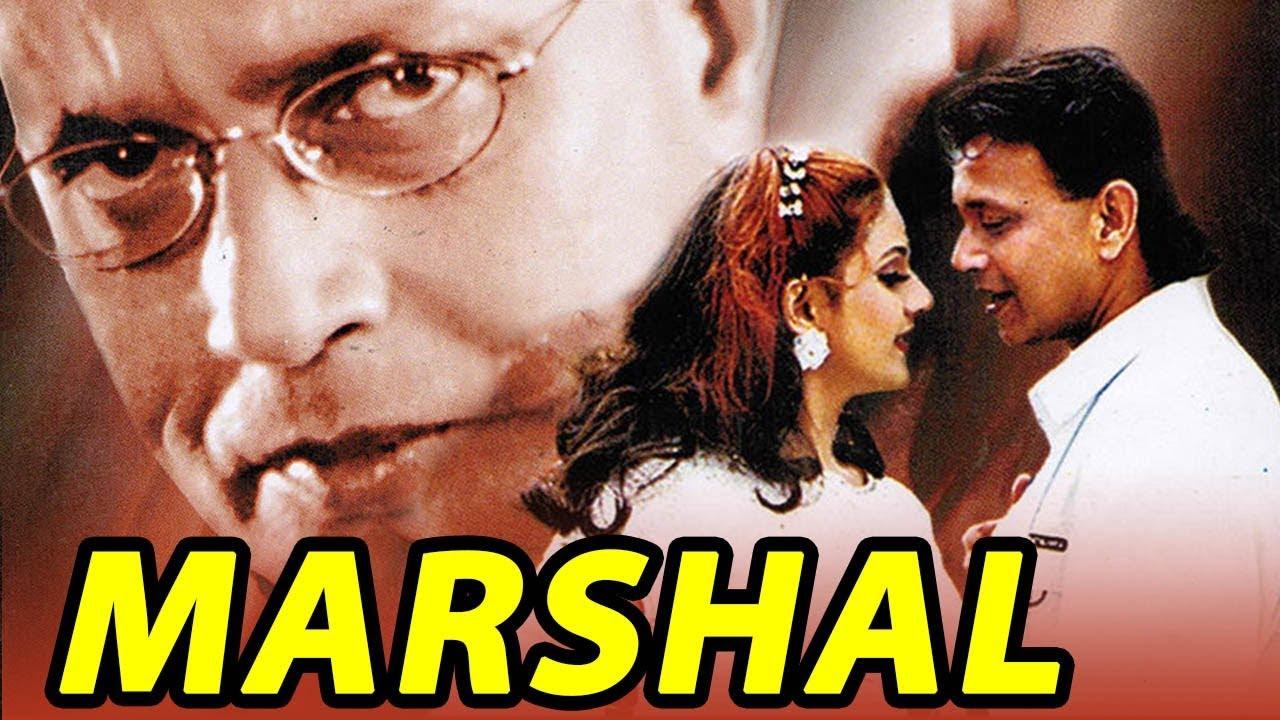 Download Marshal (2002) Full Hindi Movie   Mithun Chakraborty, Ravi Kishan, Shakti Kapoor, Charulatha