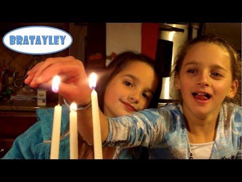 Happy Hanukkah! WK (152.3) | Bratayley
