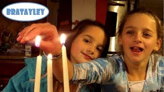 Happy Hanukkah! WK (152.3) | Bratayley