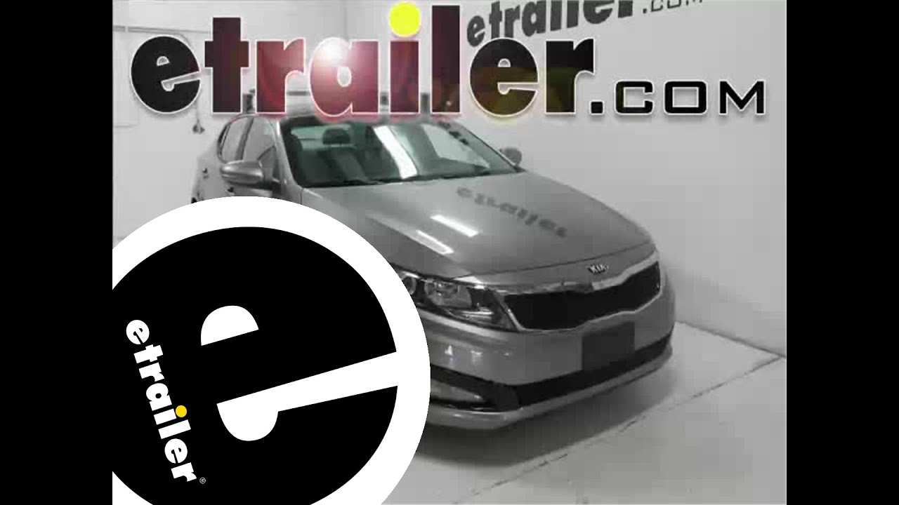 Floor mats kia - Review Of The Weathertech Front Floor Mats On A 2013 Kia Optima Etrailer Com