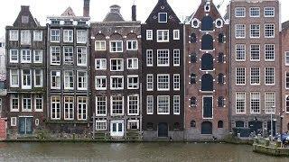#322. Амстердам (Нидерланды) (потрясяющее видео)(Самые красивые и большие города мира. Лучшие достопримечательности крупнейших мегаполисов. Великолепные..., 2014-07-01T22:12:59.000Z)