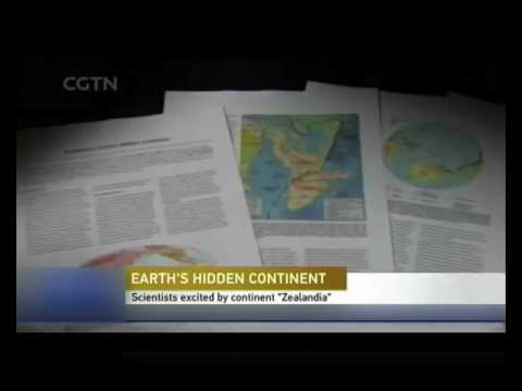 Scientists excited about new continent 'Zealandia' -NBC