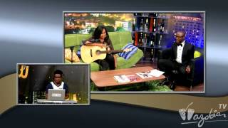 THE LATE NIGHT SHOW - Guest Artist. Hefzibah (Pt.2) | Wazobia TV