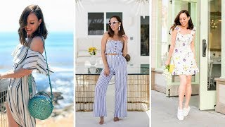 Stylish Summer fashion style -  latest new plus size fashion