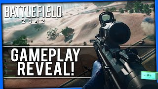 This Looks Awesome! | Battlefield 2042 Gameplay Reveal Impressions!