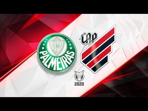Palmeiras x Athletico Paranaense | TRANSMISSÃO EM ÁUDIO