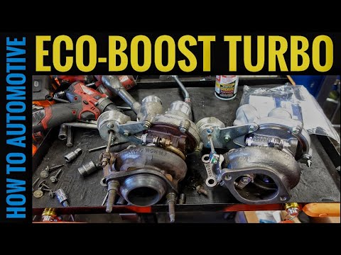 How to Replace the Turbo on a Ford / Lincoln 3.5L Eco-boost Engine (Passenger Side Turbo)