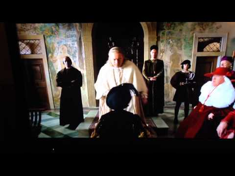 Prince Ferdinand von Habsburg Meets With Pope Alexander VI