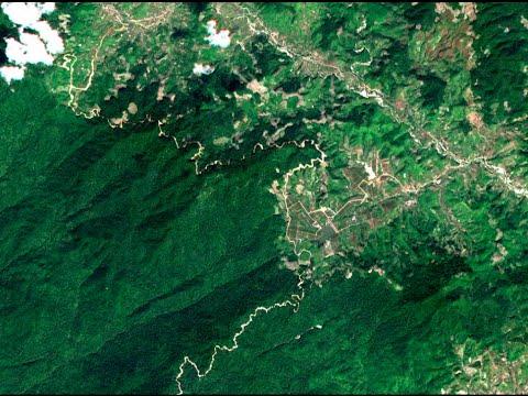 Time Lapse: Deforestation in Vietnam