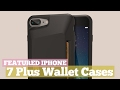 Featured iPhone 7 Plus Wallet Cases // Cell Phones & Accessories On Amazon