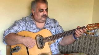 GIGOLO REINHARDT  - Let´s the music play by Barry White  ON GUITAR