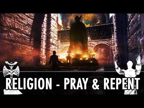 Skyrim Mod: Religion - Prayer, Repent and Meditation