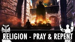 Skyrim Mod: Religion - Prayer, Repent and Meditation