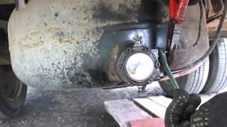 обмерзает трубка подачи газа(, 2015-04-26T19:59:02.000Z)