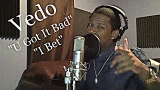 Usher/Ciara - U Got it Bad/I Bet (Cover) By: @VedoTheSinger