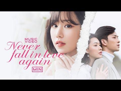 MIN - ĐỪNG YÊU NỮA, EM MỆT RỒI | OFFICIAL MUSIC VIDEO (민)