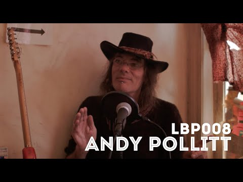 The Lay Back Podcast: Andy Pollitt