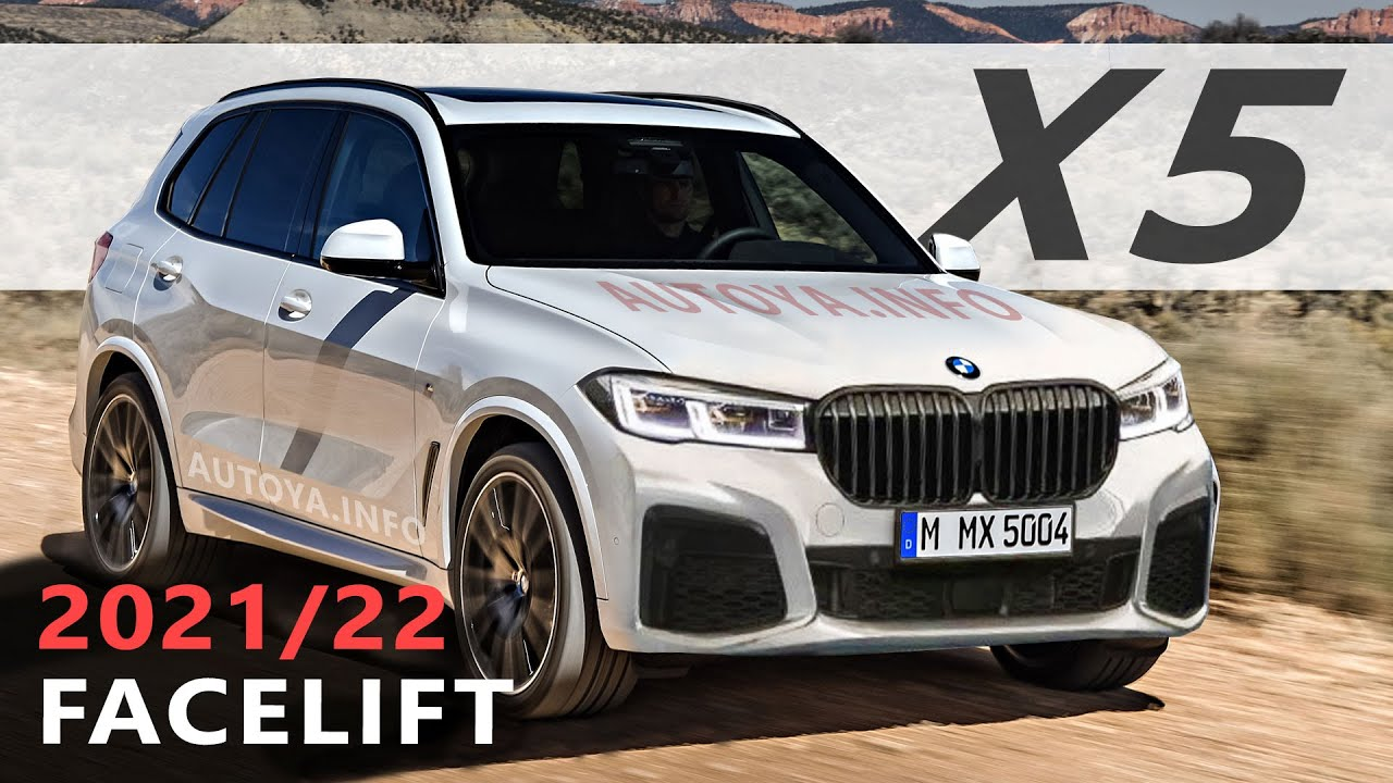 2021 BMW X5 Facelift G05 Look if Follow Other 2022 BMW SUV ...