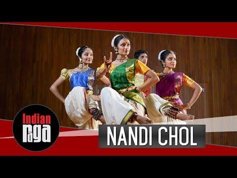 Nandi Chol : Bharatanatyam Jathi