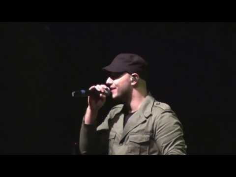 Maher Zain - Baraka Allahu Lakuma  *LIVE* Performance - London April 2013 [HD Quality]