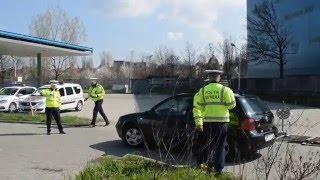 Nesimțirea și tupeul, sancționate de polițiștii rutieri la Pasajul Jiul