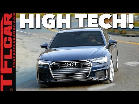 2019 Audi A6 and A7 Review: Should The BMW 5 Series and Mercedes E-Class be Worried?