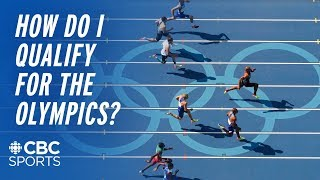 How Do I Qualify For The Olympics? | CBC Sports