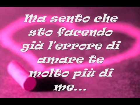Massimo Di Cataldo - Scusa se ti chiamo amore (testo)
