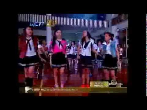 WINXS C.C.P (Cute Cool Popular) @Semua Sayang Eneng Clip 2014