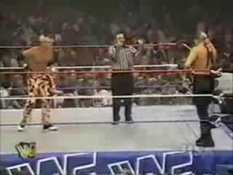 Jeff Hardy vs Hunter Hearst Helmsley