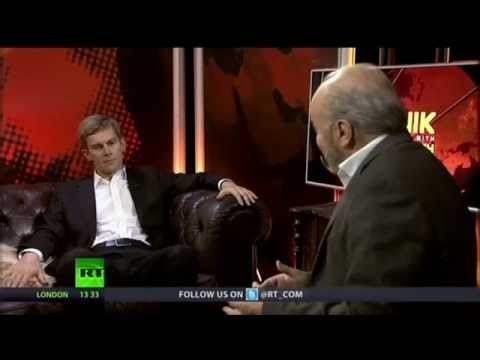 George Galloway & Seamus Milne discuss the MSM smear campaign against Corbyn