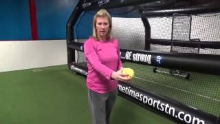 fast pitch softball approach windup and release