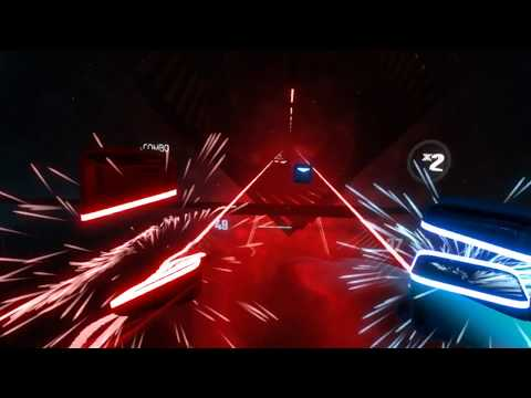 Beat Saber - Turn Me on (Expert difficulty)