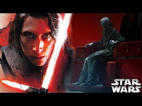 Snoke and Kylo Ren Final Scene Explained – The Last Jedi SPOILERS