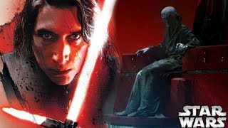 Snoke and Kylo Ren Final Scene Explained – The Last Jedi (SPOILERS)