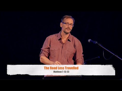 The Road Less Travelled - Valley Metro Church LA, Pastor Brian Cashman