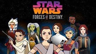 Star Wars Forces of Destiny : Trailer #2 | Disney