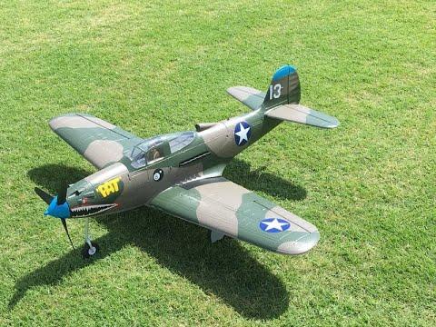 The SEFF 2019 Horizon Hobby P-39 Demo